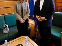 تاکید موگرینی بر حفظ برجام در دیدار با ظریف در ژنو