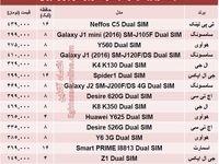ارزان ترین  موبایلهای ۲سیمکارته  کدامند؟ + قیمت
