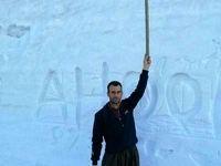 بارش ۳متری برف در کردستان +عکس