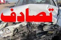 مرگ ۲ سرنشین خودرو پاترول پس از سقوط در دره