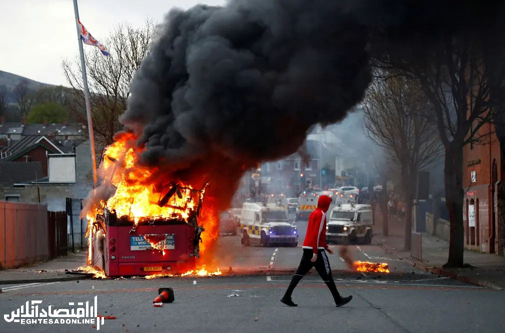 برترین تصاویر خبری ۲۴ ساعت گذشته/ 19 فروردین