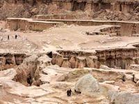 فرسایش خاک در ایران ٦تن در هکتار است
