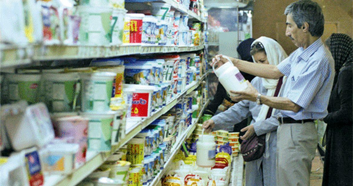 قیمت جدید محصولات لبنی اعلام شد