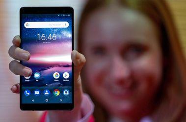 کنگره جهانی موبایل، Nokia 8 Sirocco