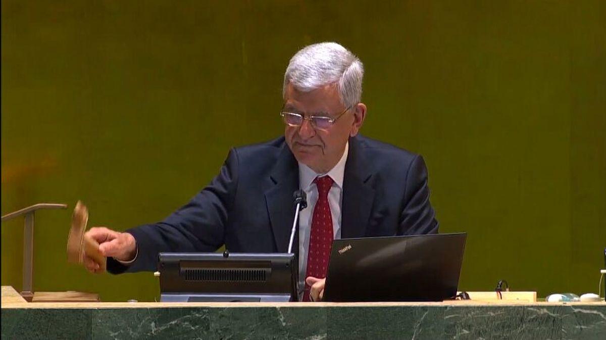 آغاز نشست مجمع عمومی سازمان ملل درباره فلسطین
