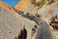 تحریمها مانع از صادرات گاز به پاکستان از طریق خط لوله صلح