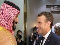 فرانسه و عربستان قراردادهای میلیاردی امضا کردند