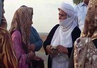 زنی که از جنایت تکاندهنده داعش پرده برداشت