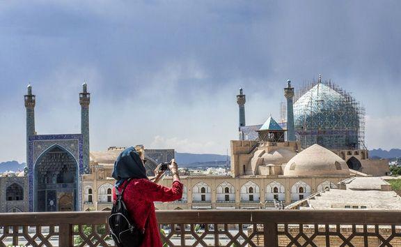 تعداد گردشگران ورودی به کشور ۴۰درصد افزایش یافت
