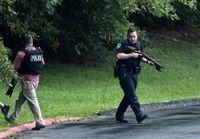 تیراندازی در آمریکا چند قربانی گرفت