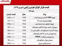 قیمت روز نیسان جوک +جدول