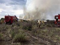 سقوط هواپیمای مسافربری مکزیک با ۱۰۱سرنشین