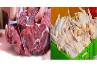 تامین مرغ با قیمت دولتی برای مناطق سیلزده/ توزیع گوشت قرمز از امروز