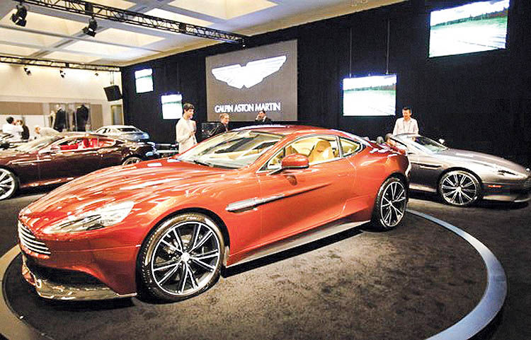 نمایشگاه خودروی لس آنجلس
