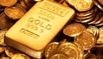 افزایش ۴ دلاری قیمت طلا در بازار جهانی