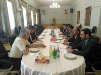 مسائل و مشکلات فعالان اقتصادی ایرانی در ایروان بررسی شد