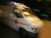 واژگونی آمبولانس ٢ نفر را به کام مرگ کشاند