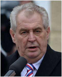 رییس جمهور چک حمله به سوریه را محکوم کرد