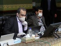 جلسه ستاد ملی مدیریت کرونا +تصاویر