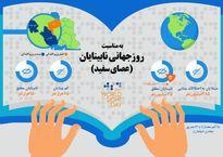 نابینایان ایران و جهان چند نفر هستند؟ +اینفوگرافیک
