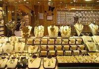 قیمت طلا متوقف شد