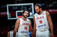 بسکتبال ایران بیستوسوم جهان شد