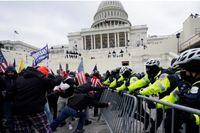 رئیس پلیس کنگره آمریکا از سمت خود کنارهگیری کرد