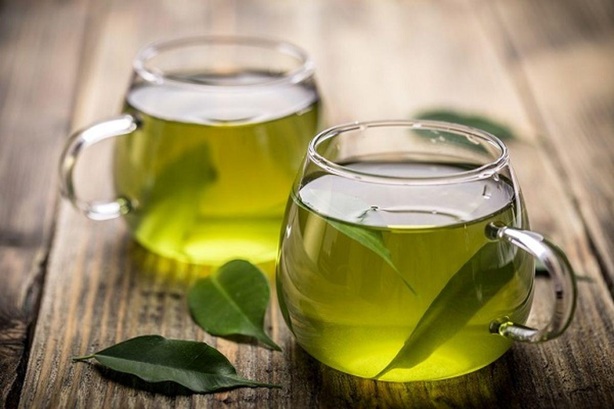 فواید چای سبز برای کبدچرب