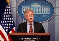 واکنش بولتون به لغو پیمان مودت آمریکا-ایران