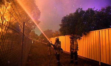 آتش سوزی سیدنی