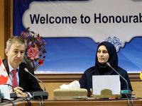 تلاش سفیر سوئیس برای تحکیم روابط با ایران