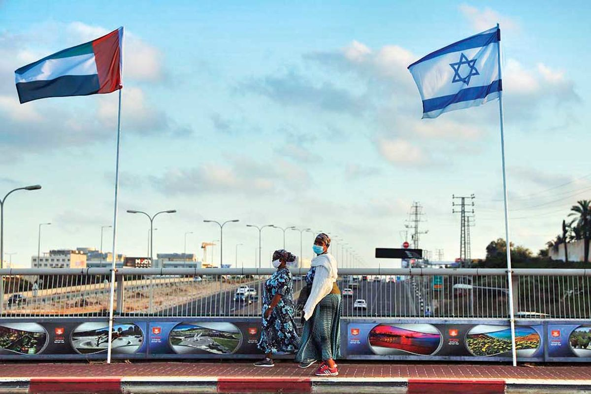 پای اسرائیلیها به خلیجفارس باز شد