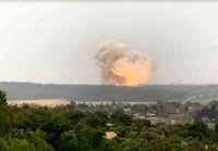 انفجار مهیب در کارخانه صنایع موشکی رژیم صهیونیستی