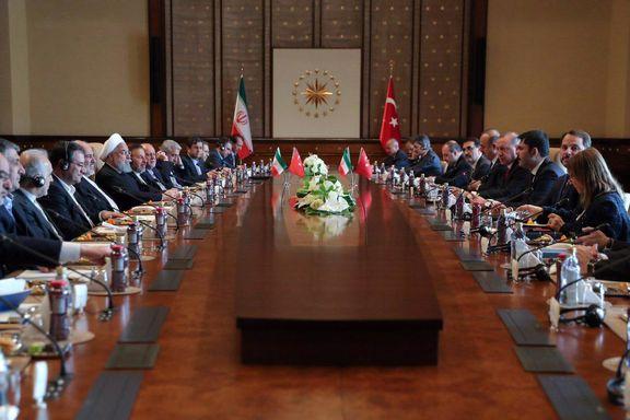 ایران و ترکیه دو سند و یادداشت تفاهم همکاری امضا کردند