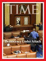 حمله به دموکراسی آمریکا +عکس