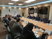 برگزاری نخستین نشست کمیته عالی HSEE در ایمیدرو