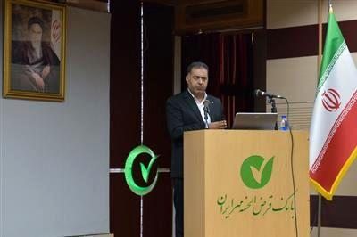رونمایی از نرمافزار «آرشیو دیجیتال» در بانک قرضالحسنه مهر ایران