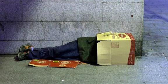 کارتنخوابها چگونه خانهدار شدند؟ +تصاویر