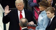 مراسم تحلیف رییسجمهور آمریکا +تصاویر