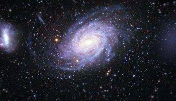 همه کهکشانها تنها نیستند