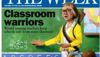 نشریه ویک: جنگجویان کلاس درس!   +عکس