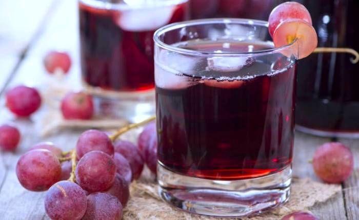 فواید آب انگور