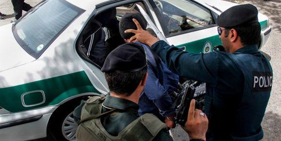 دستگیری سارقان تجهیزات 15میلیاردی یک بیمارستان