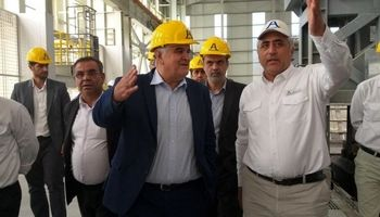 نعیمی: آلومینیوم جنوب آماده افتتاح است