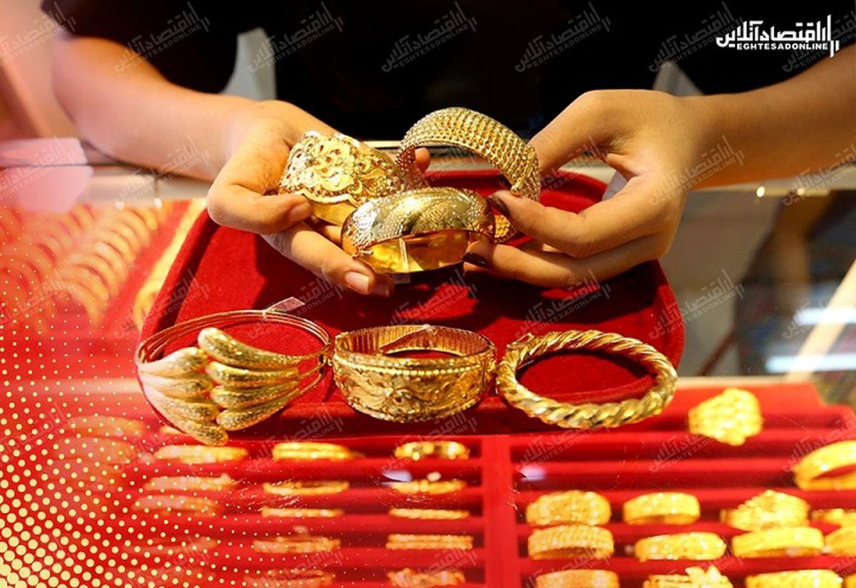 واکنش قیمت طلا و سکه به وعده دلار ۲۰هزار تومانی