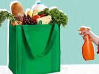 ضدعفونی کردن بستههای خرید چقدر ضروری است؟