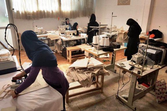 زنان قربانیان اول کار در منزل