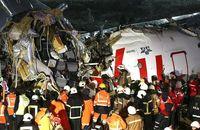 ۳کشته و دهها زخمی در سانحه هواپیمای ترکیهای