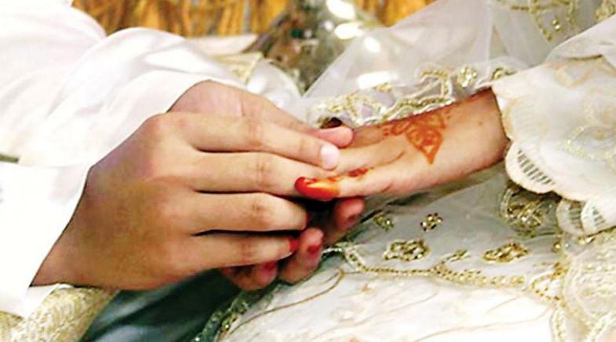 عاقد ۱۲۰مورد کودک همسری  دستگیر شد