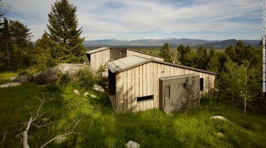 Boulder Retreat_ Wyoming